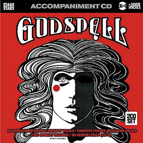 Price comparison product image Sing The Broadway Musical Godspell (2-Disc Karaoke CDG)