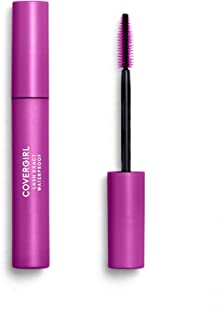 COVERGIRL Lashexact Mascara Waterproof Very Black 925.13 oz (packaging may vary)