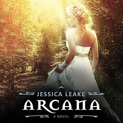 Arcana audiobook cover art