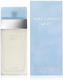 Dolce & Gabbana Light Blue Eau de Toilette Vaporizador 25 ml