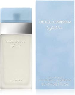 Light Blue by Dolce & Gabbana for Women Eau De Toilette Spray, 0.84-Ounce