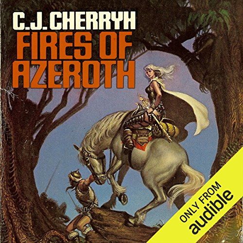 Fires of Azeroth audiobook cover art