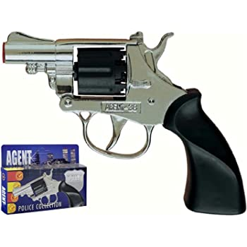 Federal 8 colpi 125db Edison Giocattoli Pistola F.B.I