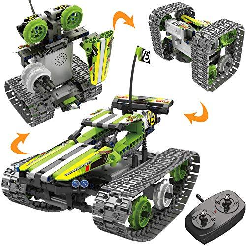 STEM Toys Remote Control Building Sets for Boys...