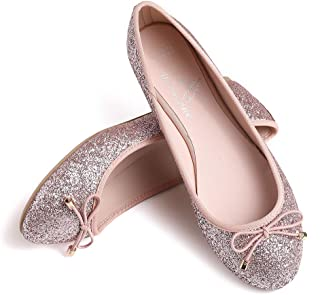 Women BalletFlats Comfortable Classic Simple Casual Slip-on Round Toe Walking Shoes, Gift for Loved Ones