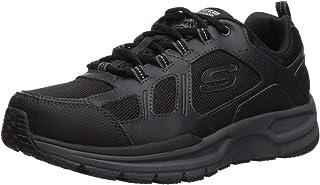 Skechers Men's Escape Plan 2-0 Mueldor Fashion Sneakers Black/Charcoal