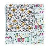 aden + anais Classic Dream Blanket, White Label, City Living
