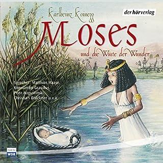 Moses und die Wüste der Wunder Titelbild