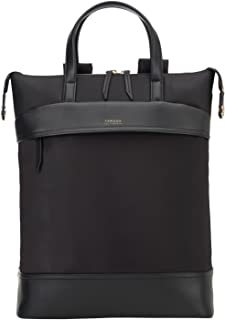 Targus Newport Convertible 2-in-1 Tote Bag and Backpack fit up to 15-Inch Laptop/Notebook, Black (TSB948GL)