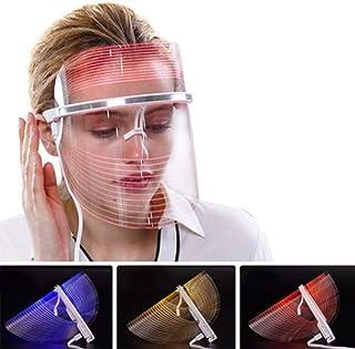 美容マスク FidgetFidget LEDフェイスマスク肌の若返りしわ除去アンチエイジングマスク多機能美容機