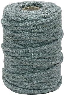 Jute cord macrame cord Yarn for macrame Natural jute Jute thread Hemp Macrame thread Nutral colour Natural thread DSH Macram\u00e9 yarn Hemp Hb