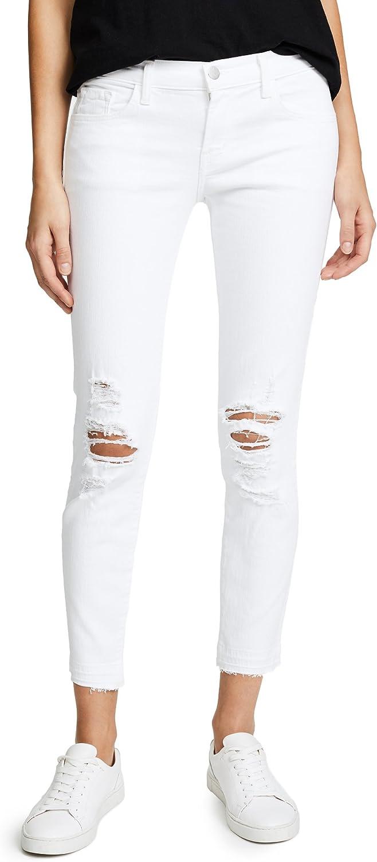 Alternative dealer J Bombing free shipping Brand Jeans Women's 9326 Skinny Rise Low Jean Cropped