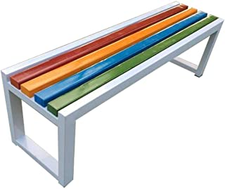 Storage Benches Outdoor Park Long Stool Leisure Bench Stadium Bench Solid Wood Gym Bench Rest Shoe Bench Garden Long Bench...