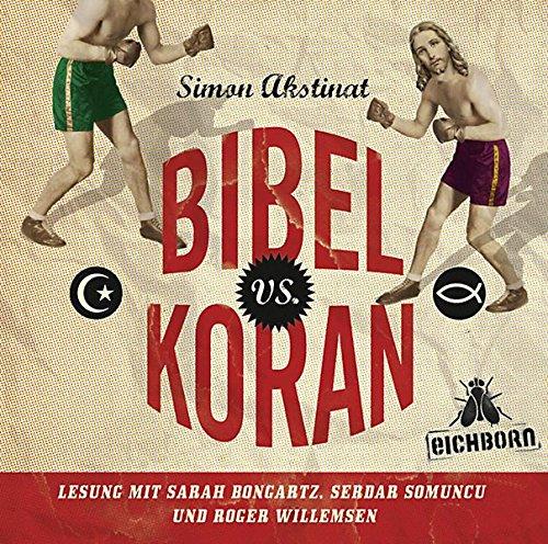 Bibel vs. Koran: Inszenierte Lesung.