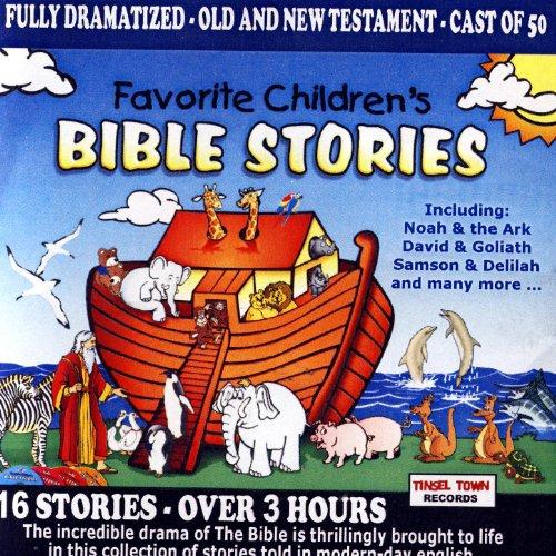 Favorite Children's Bible Stories