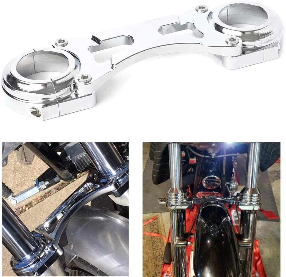 TARAZON Billet Front 49mm Ranking TOP5 Limited time for free shipping Fork Stable Harley Brace Davidson
