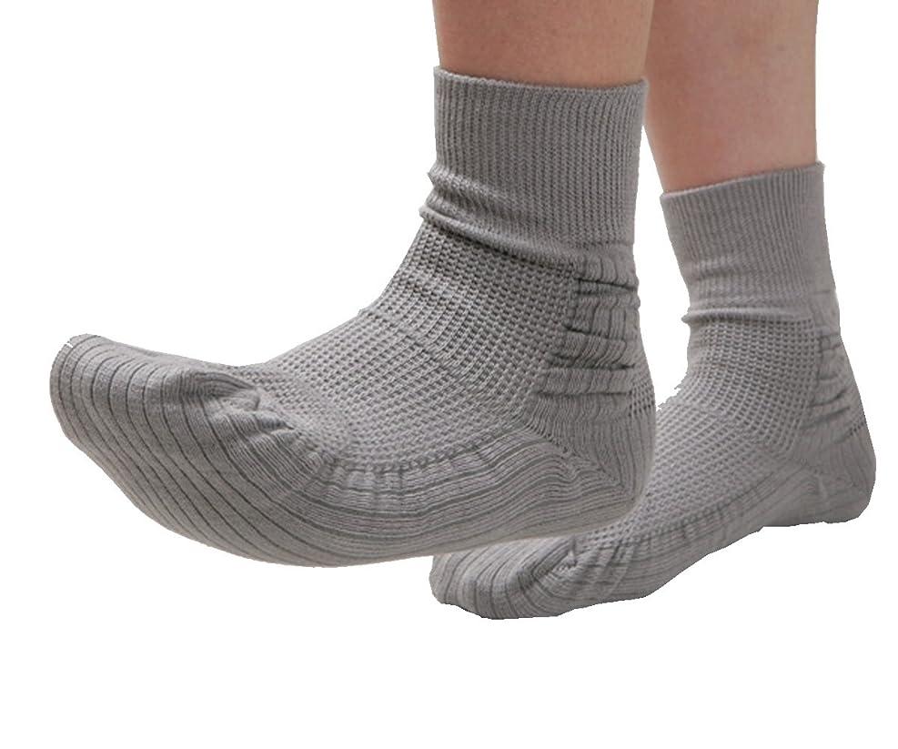 一般カトリック教徒ご注意転倒予防靴下つま先アップ(コーポレーションパールスター?広島大学開発商品)