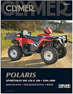Best polaris atv sportsman 500 service manual Reviews