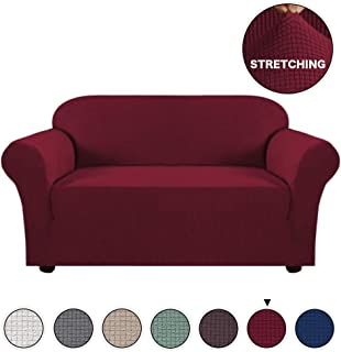 Amazon.com: Red - Sofa Slipcovers / Slipcovers: Home & Kitchen