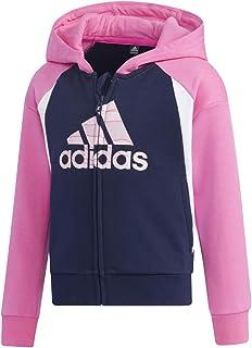 adidas LG St Ft HDY Sweatshirt Capuche Garçon