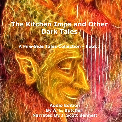 The Kitchen Imps and Other Dark Tales audiobook cover art