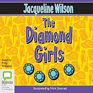 The Diamond Girls cover art