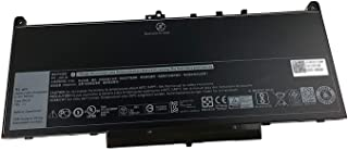 BOWEIRUI Replacement Laptop Battery for Dell J60J5 (7.6V 55Wh 7080mAh) Latitude E7270 E7470 Series R1V85 242WD 0MC34Y 451-BBSX 451-BBSX 451-BBSY 451-BBSU MC34Y