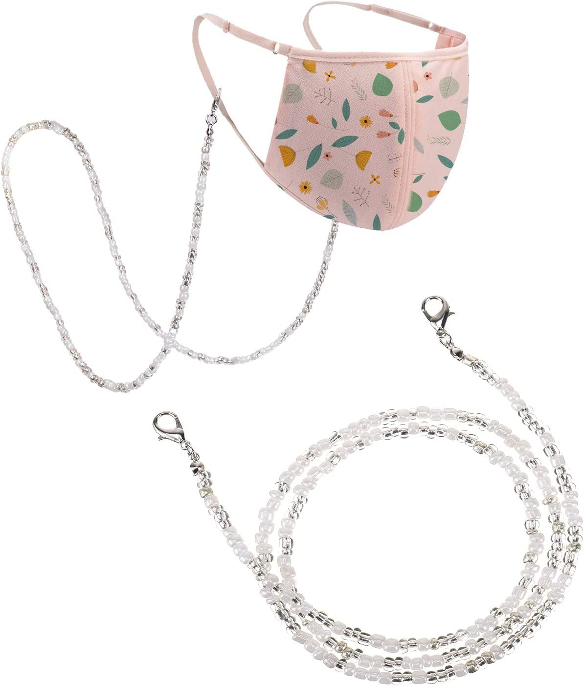 Mask Chains and Cords Max 66% OFF for INN LACE All items in the store Bead Chain Women