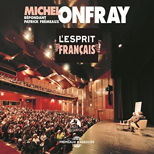 L'esprit français audiobook cover art