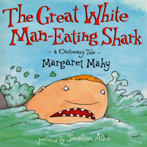 The Great White Man-Eating Shark cover art