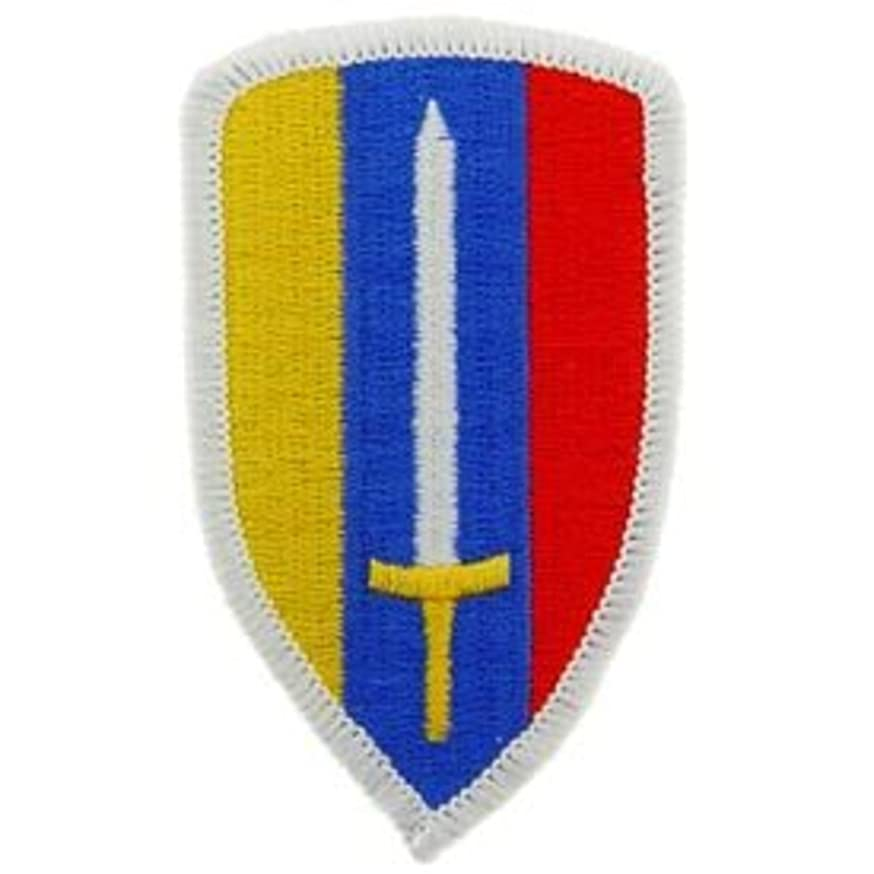 EagleEmblems PM0125 Patch-Vietnam,Ground Frcs (US Army) (3'')