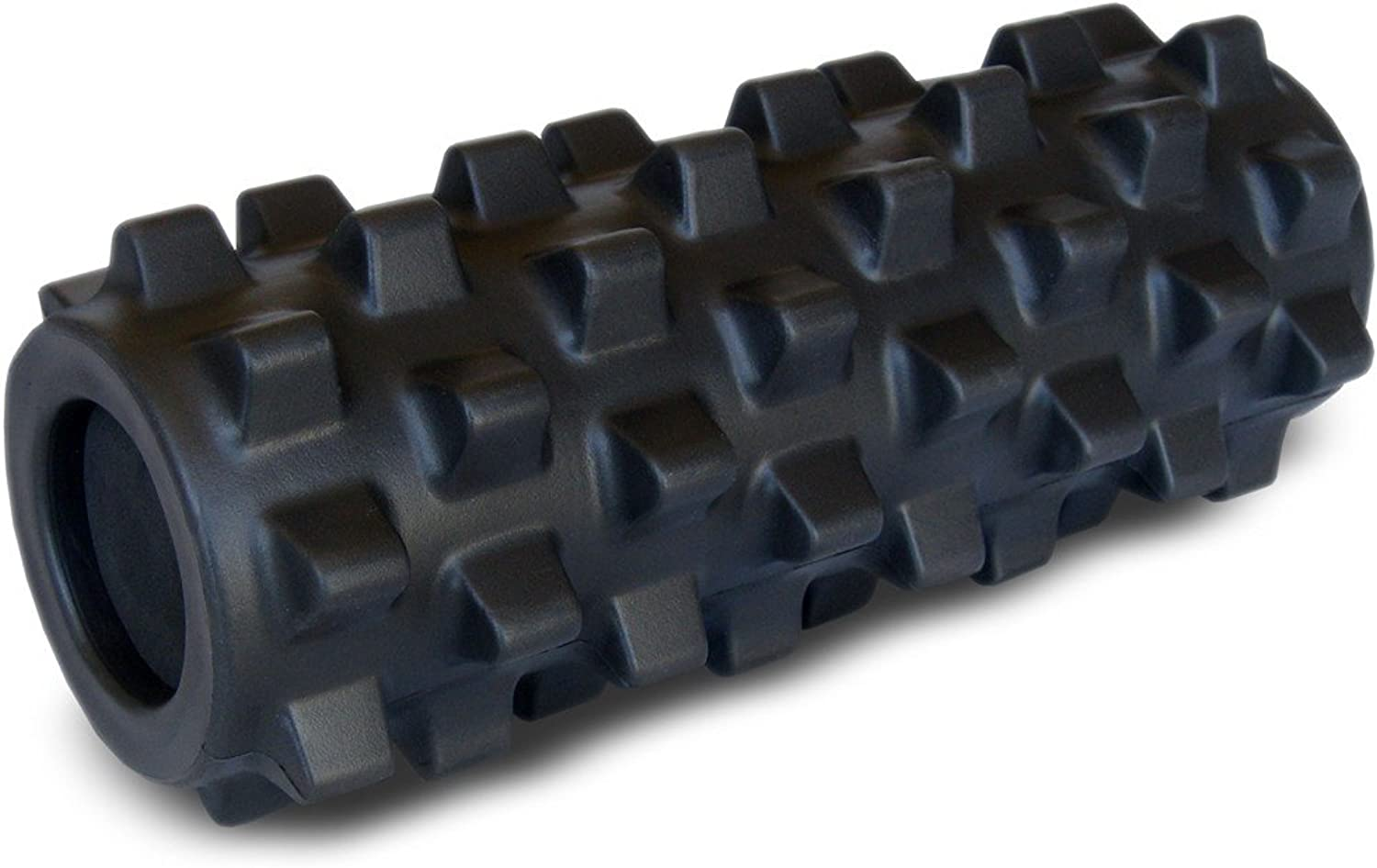 Rumble Roller  Textured Muscle Foam Roller Manipulates Soft Tissue Like A Massage Therapist