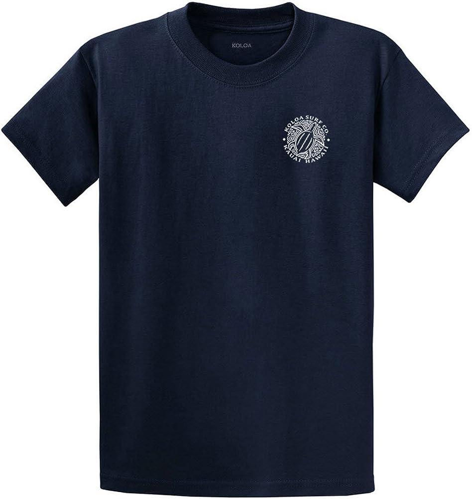 Koloa Surf Sale SALE% OFF Large-scale sale Hawaiian Honu Turtle Regular Cotton in T-Shirts Logo