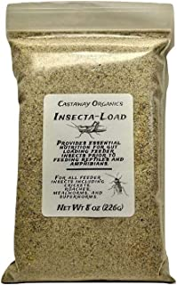 Insecta-Load Gut Load for Feeder Insects (Crickets, Mealworms, Superworms, Dubia)