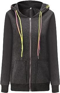 Fashion Women Autumn Winter Velvet Coat Hoodie Jacket Outwear Zipper Overcoat