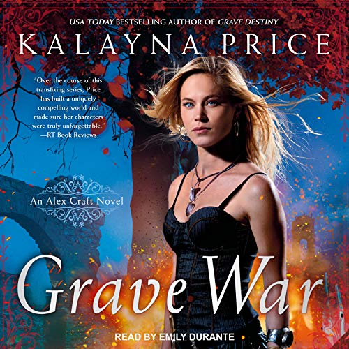 Grave War Audiobook By Kalayna Price cover art