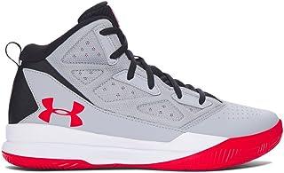Under Armour Kids' Boys' Grade School Jet Mid Basketball Shoe