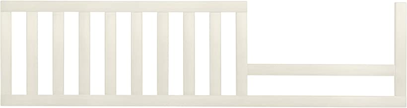 Evolur Convertible Crib Toddler Guard Rail in Antique White 7 Pound