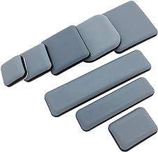 Teflongglijders, zelfklevend, verschillende maten, 24 x 100 mm, PTFE-glijders, meubelglijders, 4 stuks