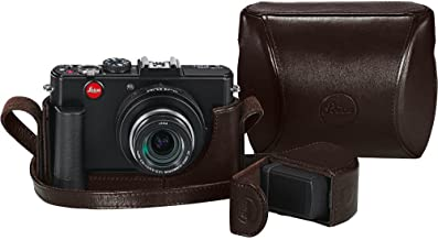 Leica 18752 D-Lux 5 Leather Case with Wrist Strap Brown