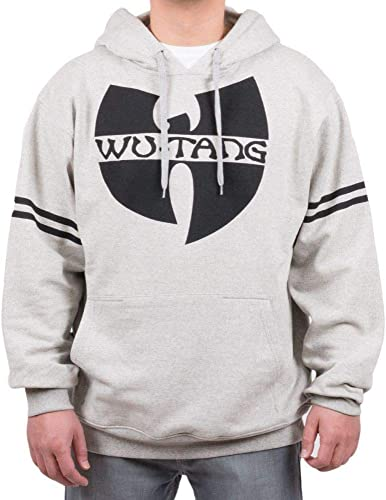 WU Wear - WU 36 encapuchonné gris - WU-Tang Clan