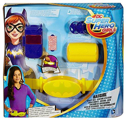 Mattel DTR16 DCSHG Batgirl Einsatzgürtel, Sounds Only