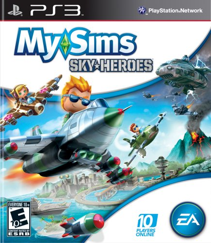 Electronic Arts MySims SkyHeroes, PS3