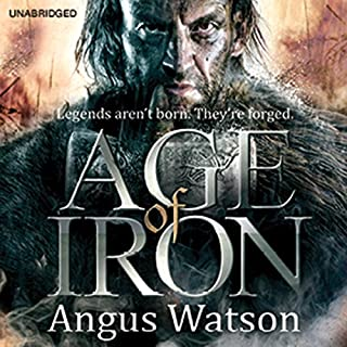 Age of Iron audiobook cover art