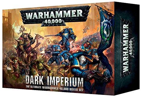 Warhammer 40.000: Dark Imperium Starterbox 2017 deutsch