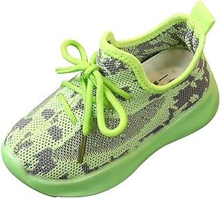 Scarpe da ginnastica unisex per bambini, in mesh Graffiti, traspiranti, scarpe da ginnastica per bambini, ragazzi e ragazze