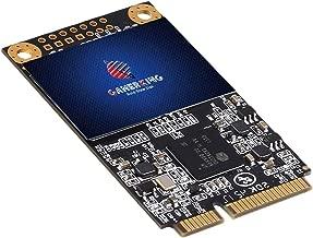 Gamerking SSD msata 1TB Internal Solid State Drive High Performance Hard Drive for Desktop Laptop SATA3 6Gb/s Mini PC (1TB, MSATA)