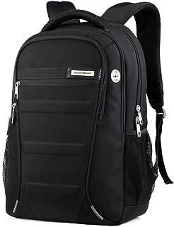 """Aspensport Laptop Backpack for School Boy Large Storge fit 15.6"""" Water Repellent"""