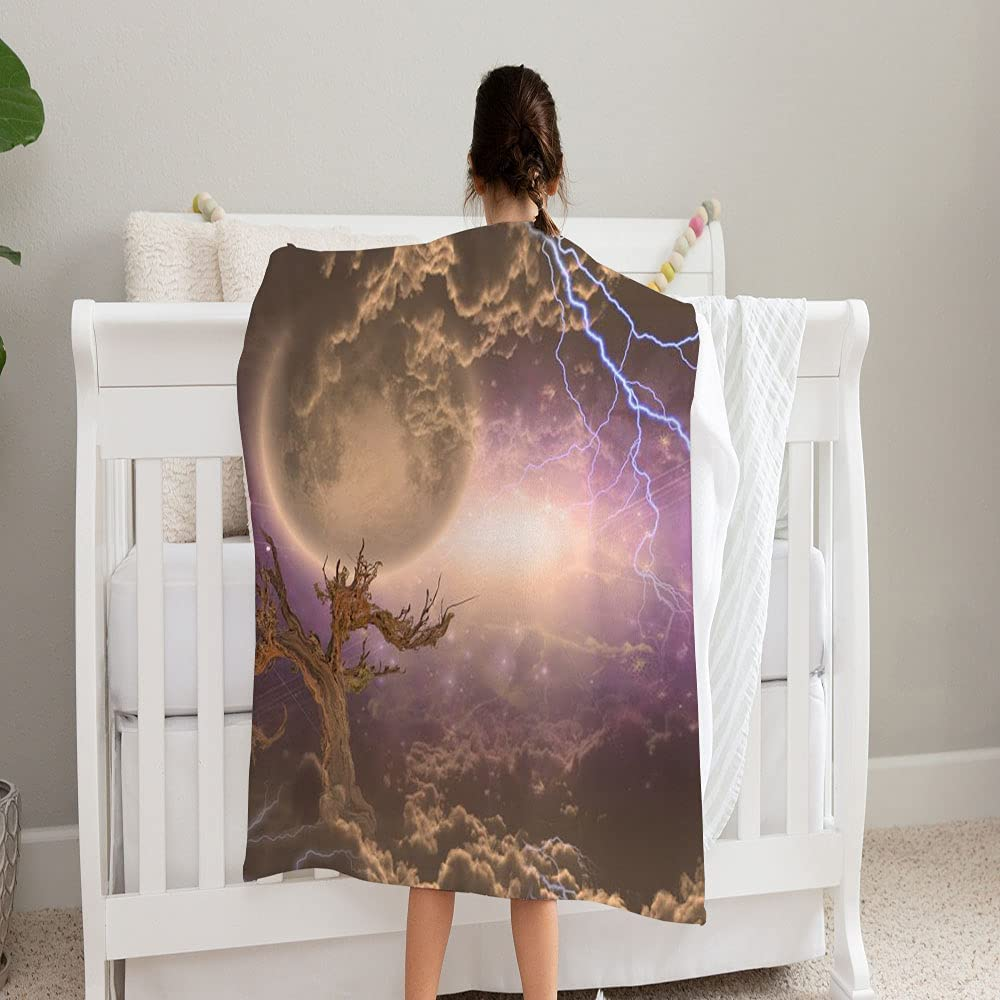 GANTEE Mon Rises security Above Clouds Beyond Super Blanket Baby So Beauty products Dead