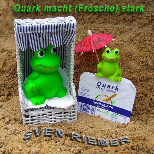 Quark macht (Frösche) stark